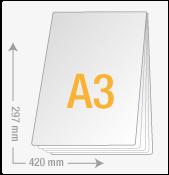 DIN A3 (297x420)