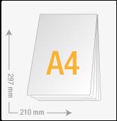 DIN A4 (210x297)